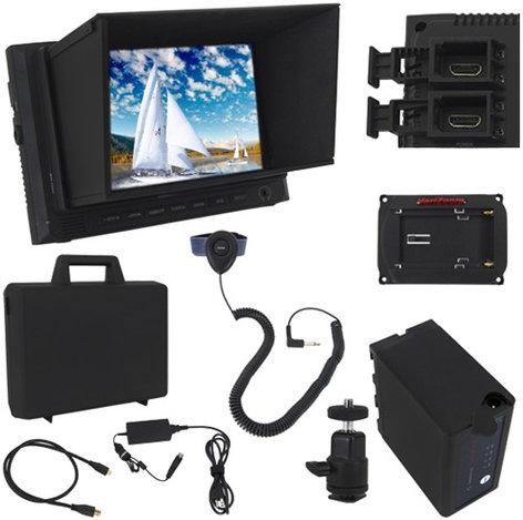 Varizoom VZM7K VZM7 Monitor Deluxe Kit VZ-M7K