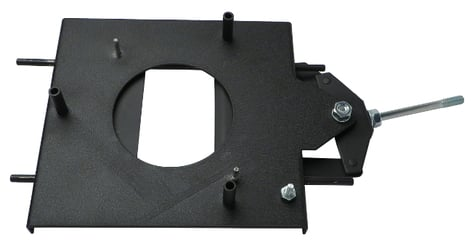 Lycian Stage Lighting 321X-LYCIAN  Shutter Assembly for Midget 1206 321X-LYCIAN
