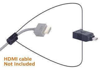 Liberty AV Solutions DL-AR326  DigitaLinx DisplayPort HDMI Adapter Ring DL-AR326