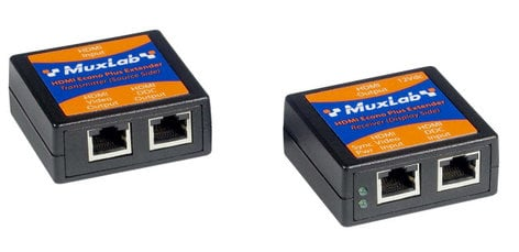 MuxLab 500401 110-220V HDMI Extender Kit MUX-500401