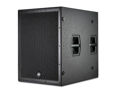 "RCF SUB 8005-AS 21"" 2500 Watt Peak Active Subwoofer SUB-8005-AS"