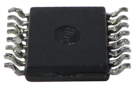Panasonic C0ZBZ0000043 IC 4002 for AGDVC30 C0ZBZ0000043