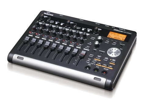 Tascam DP-03SD Portable 8-Track Digital Recorder DP-03SD