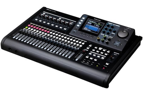 Tascam DP-32SD 32-Track Digital Recorder with Onboard Effects DP-32SD