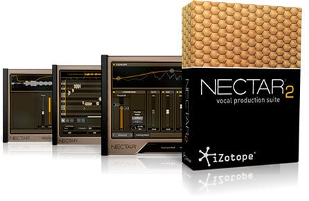 iZotope Nectar Upgrade Upgrade from Nectar to Nectar 2 Production Suite (Electronic Delivery) NECTAR2-PROD-UG