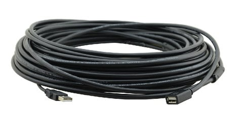 Kramer CPA-UAM/UAF-50 50' Plenum Rated USB Active Extender Cable CPA-UAM/UAF-50