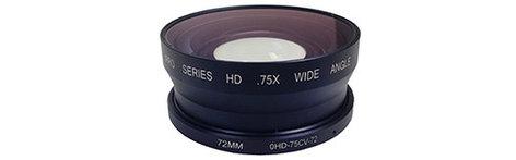 Century Optics 0HD-75CV-72  .75X Wide Angle Converter 72MM THREAD 0HD-75CV-72