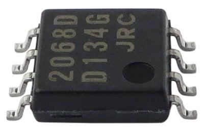 Yamaha X3505A00  IC NJM2068MD for EMX88S X3505A00