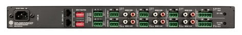 JBL CSM 28 8 In / 2 Out Fanless Commercial Mixer with Euroblock Connectors CSM-28