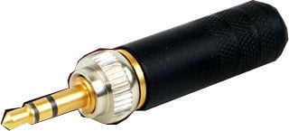 """Switchcraft 35HDLBAUS 3.5mmLocking Stereo Plug with .0175"""" 35HDLBAUS"""