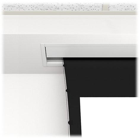 Da-Lite 84347LS  60in x 80in, 100in Diagonal Tensioned Advantage Electrol Screen with Da-Mat Surface 84347LS