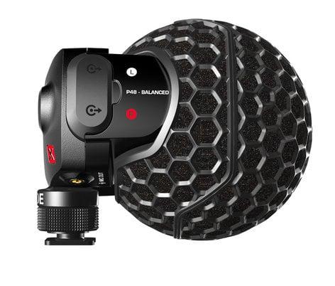 Rode Stereo VideoMic X Camera-Mounted Stereo XY Microphone STEREO-VIDEOMIC-X