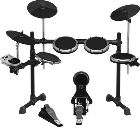 Behringer XD8USB 8-Piece Electronic Drum Set with USB Interface XD8-USB