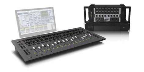 Avid S3LX System 48 48 Input Digital Mixing System S3LX-SYSTEM-48