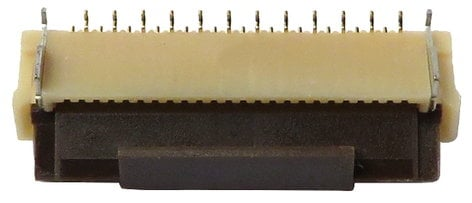 Panasonic K1MN24AA0018 24-Pin Connector for AGDVX100 K1MN24AA0018
