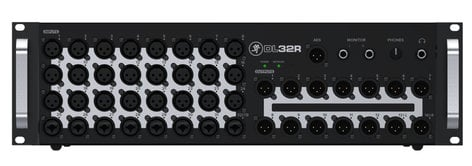 Mackie DL32R 32-Channel Rackmount Digital Mixer with iOS Connectivity DL32R