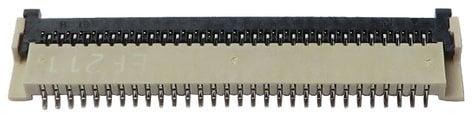 Panasonic K1MN61B00001 61 Pin Connector for AGDVC30 K1MN61B00001