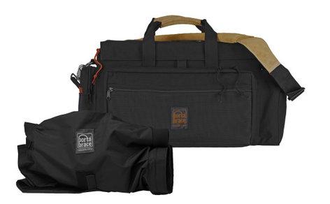 Porta-Brace DVO-2UQS-M3  DVO-2 Digital Video Organizer Bag in Blue with QS-M3 Quick Slick DVO-2UQS-M3
