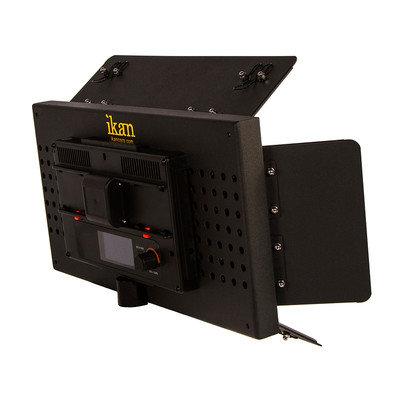 ikan Corporation IB508-v2 Bi-Color LED Studio Light with Light Stand Mount IB508-2