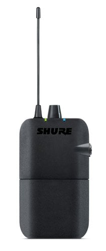 Shure P3R PSM®300 Series Wireless In-Ear Monitor Bodypack Receiver P3R