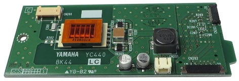 Yamaha WU495100  LC PCB for MOTIF 6, 7, and 8 WU495100