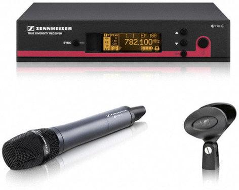Sennheiser ew 100-935 G3 Evolution Wireless Series Wireless Handheld Microphone System EW100/935-G3