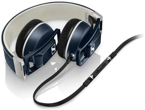 Sennheiser URBANITE  On-Ear Headphones with Inline Apple Device Remote URBANITE