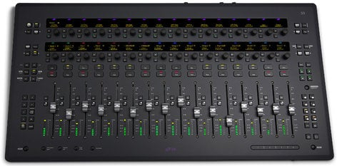 Avid Pro Tools | S3 EUCON-Enabled Control Surface S3-CONTROL-SURFACE-S