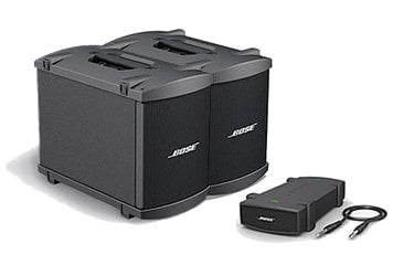 Bose PackLite Extended Bass Package for L1 Model II Systems with (2) B1 Bass Modules and PackLite Power Amplifier PACKLITE-EXT-BASS