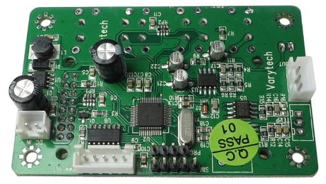 Elation Pro Lighting D01-103122-01  Main PCB for Opti Quad Par LED D01-103122-01