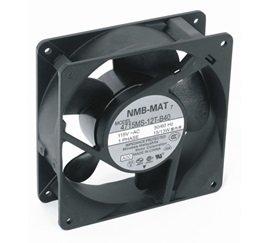 """Middle Atlantic Products FAN-119  119mm 230V 95 CFM 4.5"""" Fan with Cord & Hardware FAN-119"""