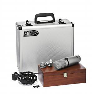Miktek Audio C7e Multi-Pattern Large Diaphragm FET Condenser Microphone C7E