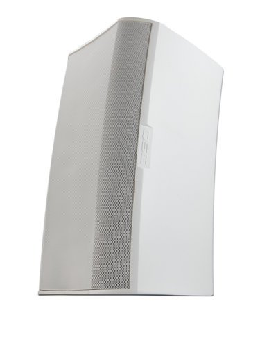 """QSC AD-S12 AcousticDesign 12"""" Two-Way Speaker with M10 Install Points in White AD-S12-WHT"""
