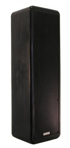 Technomad Paris 616 250W 2-Way Full-Range Speaker in Forest Green PARIS-616-FGREEN