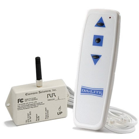 Da-Lite 98662 Radio Frequency Wireless Remote 98662