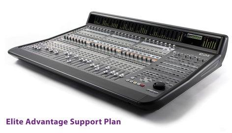 Avid Advantage Elite Support Plan for C|24 Control Surface ADVTG-C24-ELITE