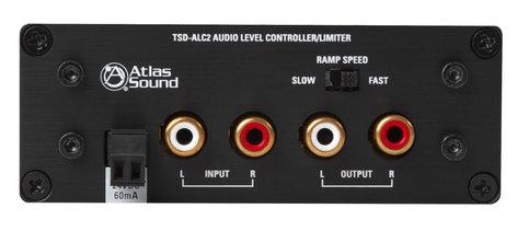 Atlas Sound TSD-ALC2  2-Channel Audio Level Controller/Limiter TSD-ALC2
