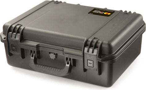 Pelican Cases iM2400-X0002 Black Storm Case with Dividers IM2400-X0002