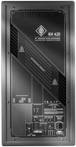 """Neumann KH 420 10"""" 3-Way Active Midfield Studio Monitor KH420"""