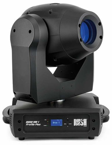 Martin Professional RUSH MH 1 Profile Plus Moving Head LED Light Fixture RUSH-MH1-PROFILE+