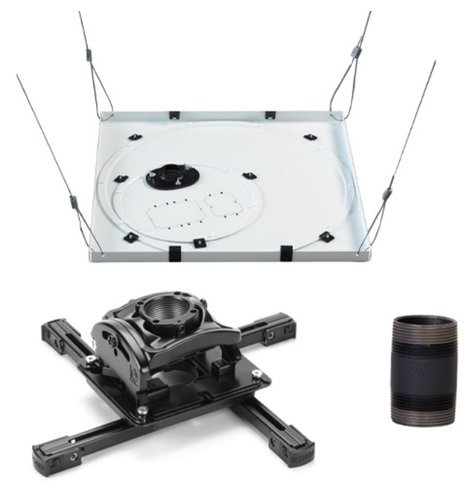 Chief Manufacturing KITPR003  Universal Ceiling Mount Projector Kit KITPR003