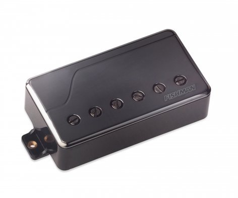 Fishman PRF-CHB-BB1 Fluence Classic Bridge Humbucker Pickup in Black Nickel PRF-CHB-BB1