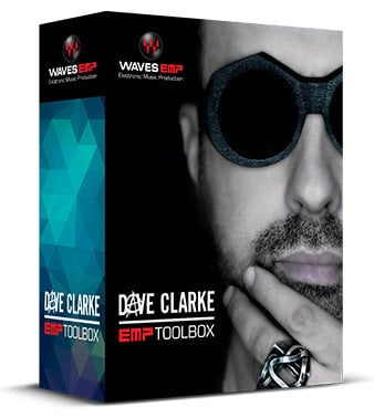 Waves Dave Clarke EMP Toolbox Electronic Music Production Plugin Bundle DCEMPTBNA