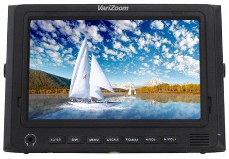 "Varizoom VZ-M7 7"" HDMI LCD Monitor VZ-M7"