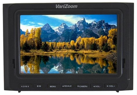 "Varizoom VZ-M5  5"" HDMI LCD Monitor VZ-M5"