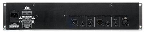 DBX 676 Rackmount Tube Microphone Preamplifier Channel Strip 676