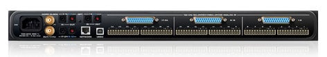 MOTU 24Ai 72-Channel USB 2.0 Audio Interface with 24 Analog Inputs and AVB Networking 24AI