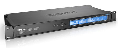 MOTU 24Ao 72-Channel USB 2.0 Audio Interface with 24 Analog Outputs and AVB Networking 24AO