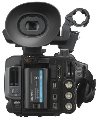 Sony PXW-X200 XDCAM XAVC HD422 Hand-Held Camcorder PXW-X200