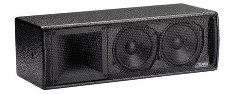 EAW UB52I-BLACK Passive 2-Way Rectangular Speaker Enclosure in Black UB52I-BLACK